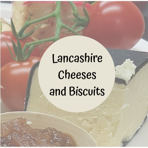 Cheeses & Savoury Biscuits