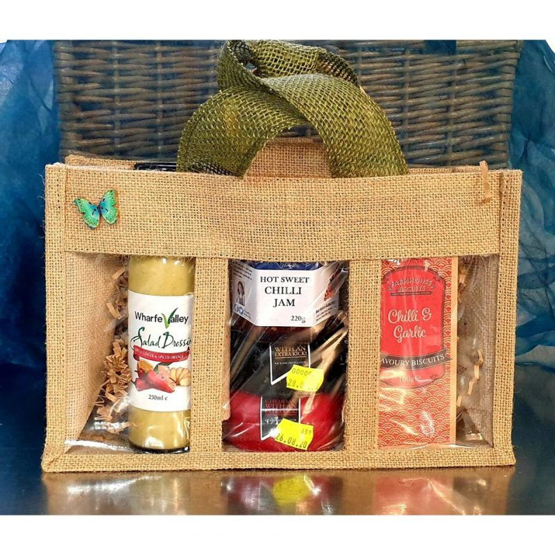 Spicy Foodie Gift Hamper